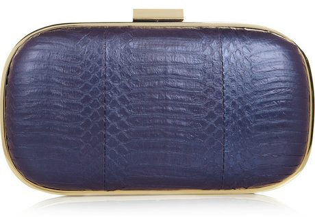 Anya Hindmarch Marano clutch bag