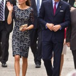 William and Kate on day 1 of the royal tour, in Ottawa, Canada