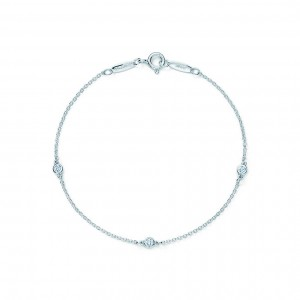 Tiffany's Diamonds by the Yard bracelet