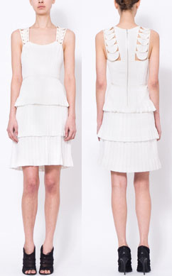 16784a232e89 Kate wows in white Temperley London Moriah dress at Wimbledon · Kate ...