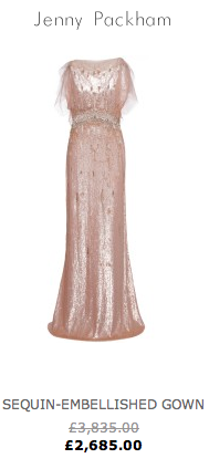 Kate's ARK Gala Dress