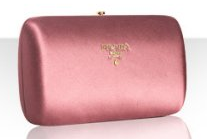 Kate's Pink Clutch Bag