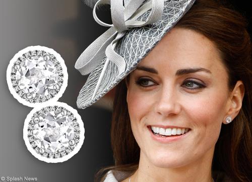Kiki Mcdonough Grace Earrings As Worn By Kate Middleton