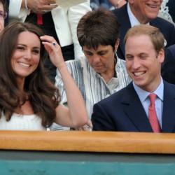 Kate wows in white Temperley London Moriah dress at Wimbledon
