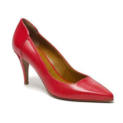 Albini Square Cut Court Shoes