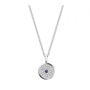 Asprey 167 button pendant