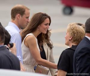 Kate Middleton visits Charlottetown, Prince Edward Island