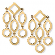 Cassandra Goad Temple of Heaven Earrings