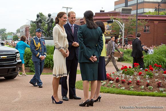 Duchess Kate visits Charlottetown, Prince Edward Island