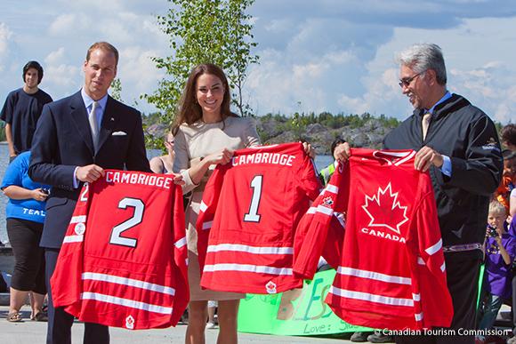"""Cambridge"" Hockey Jerseys in Yellowknife, Canada"