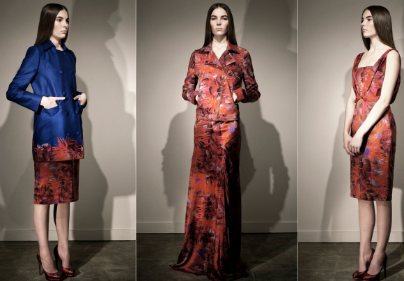 Erdem Pre Fall Collection 2011