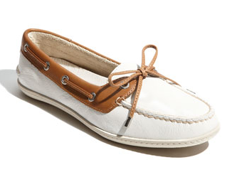 Kate Middleton Boat Shoes