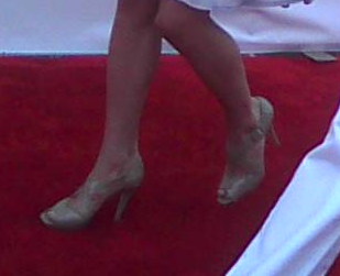 Kate Middleton Peep Toe Shoe