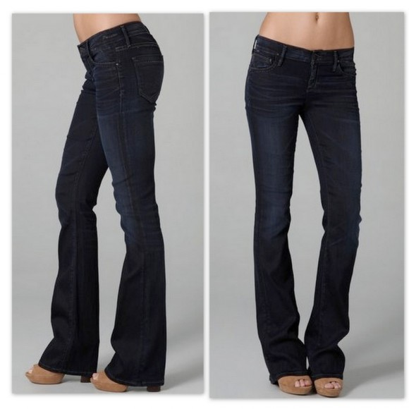 goldsign passion bootcut jeans, via duchesscatherinestyle.blogspot.com