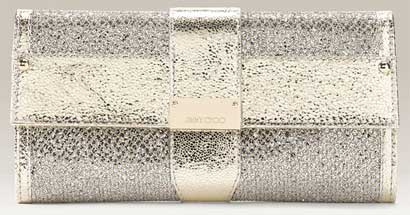 Jimmy Choo Ubai Clutch Bag