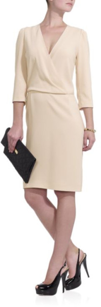 Joseph Scala Sretch Crepe Dress