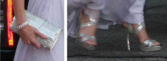 Duchess Kate's Jimmy Choo accessories