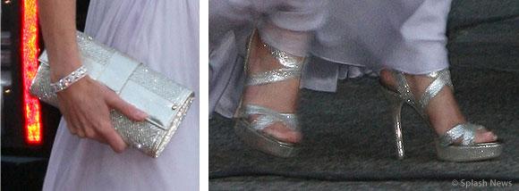 Duchess Kate's Jimmy Choo accessories