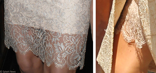 kate lace dress