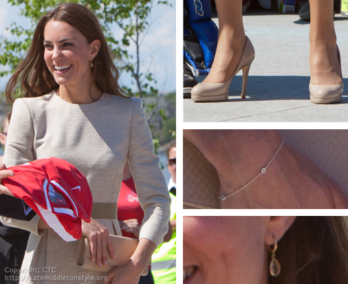 kate middleton outfit yellowknife