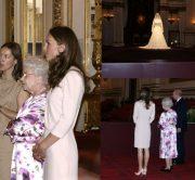 Kate Middleton Wedding Dress Exhibition