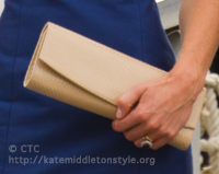 Nude Muse Clutch