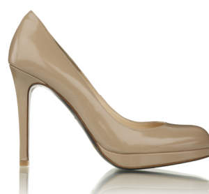 L.K. Bennett Sledge shoe, as worn by Duchess Kate