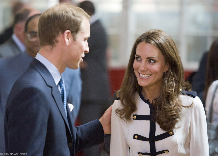 Kate Middleton in Birmingham, 2011