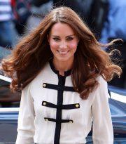 Kate Middleton visits Birmingham (2011)