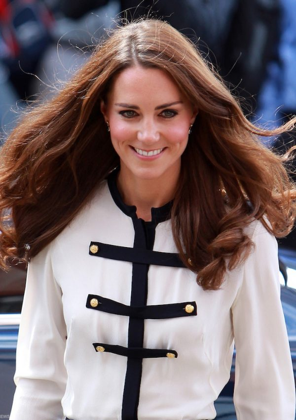 Kate Middleton visits Birmingham (2011)