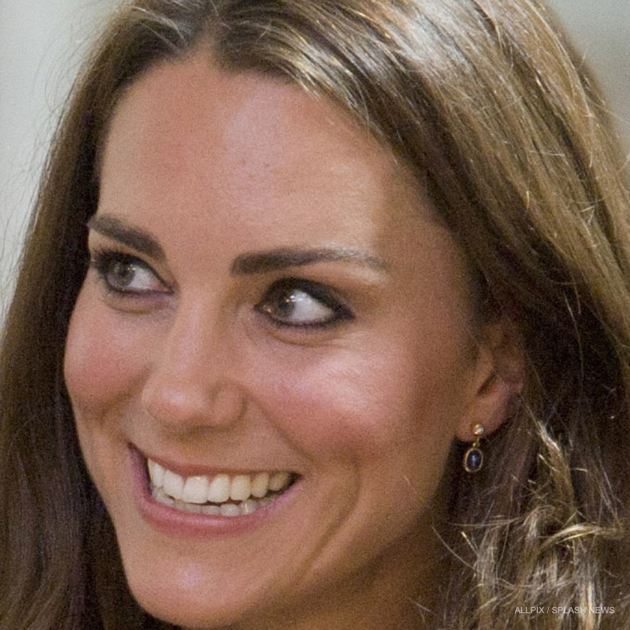 Kate Middleton's Tiffany & Co. Earrings