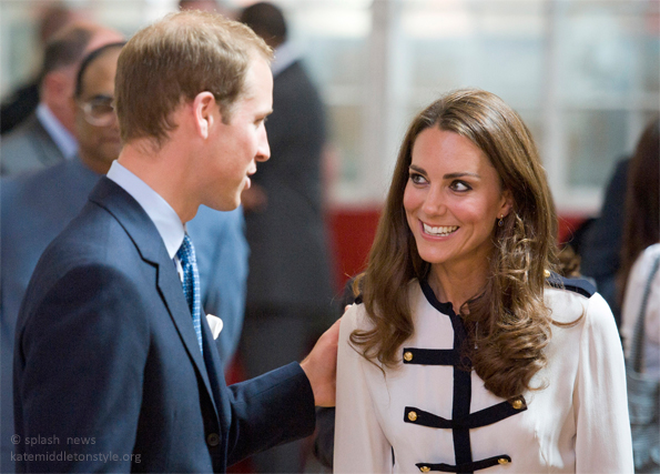 kate and william visit birmingham riot