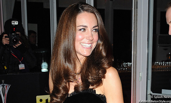Kate at The Sun Military Awards in 2011