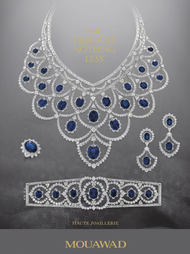 Mouawad jewellery