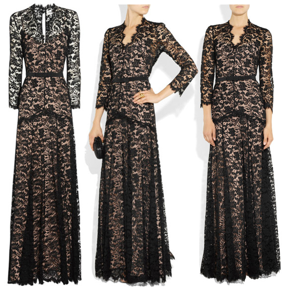 Temperley London Amoret Dress