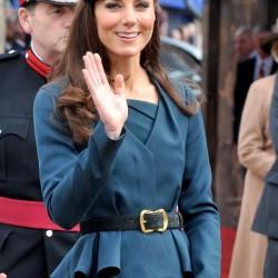 Get Kate's Style: Peplum jacket & dress
