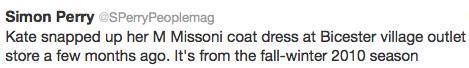 Kate coat fortnum mason