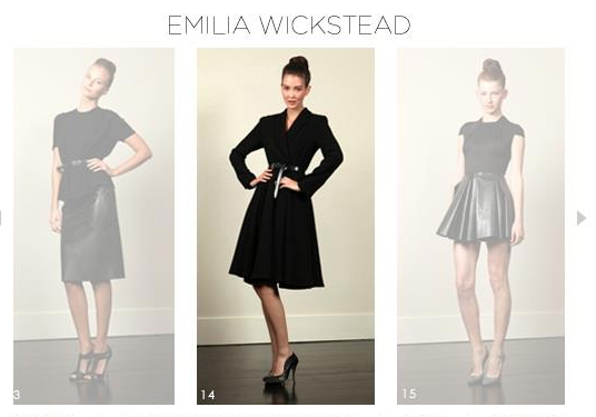 Emilia Wickstead Coat Dress