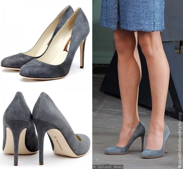 Princess Kate Middleton Wedding Shoes
