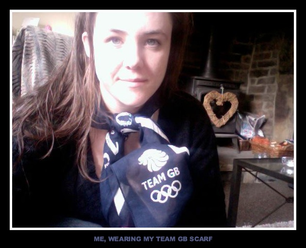 Team GB Scarf