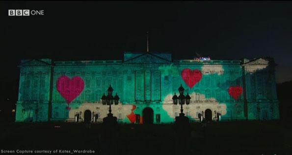 bucking palace hearts