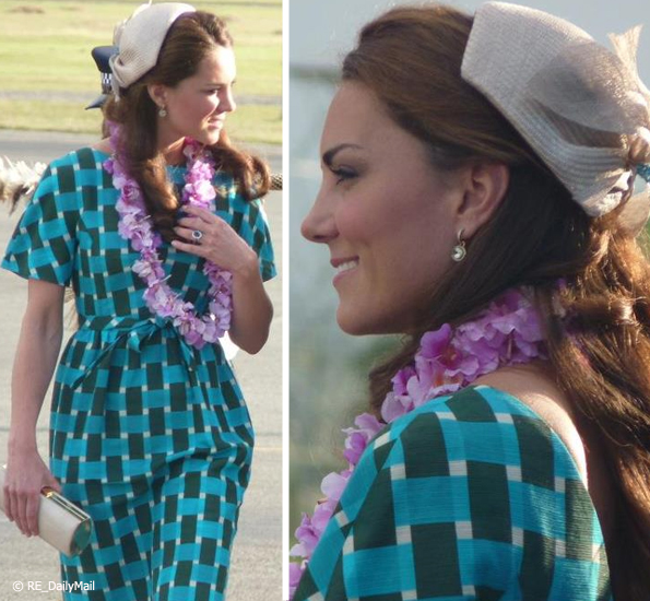 kate dress solomon islands