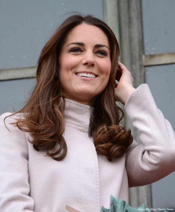 The Duke and Duchess of Cambridge visit …. Cambridge (for the first time)