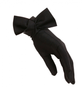 Kate Middleton Bow Gloves