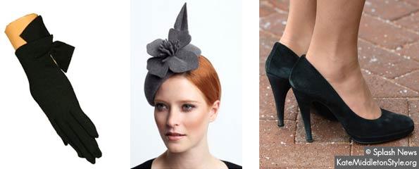 kate's black accessories