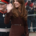 Kate Middleton's Baby Bump