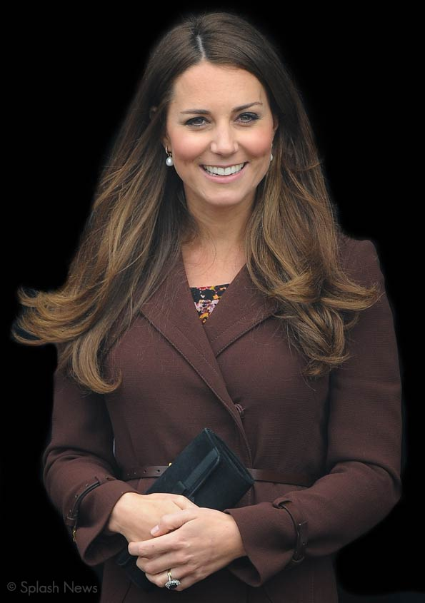 Kate is Queen of the Highstreet for engagements in Grimsby today