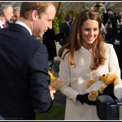 The Royal Baby is on its way!  Kate is in labour – confirmed!
