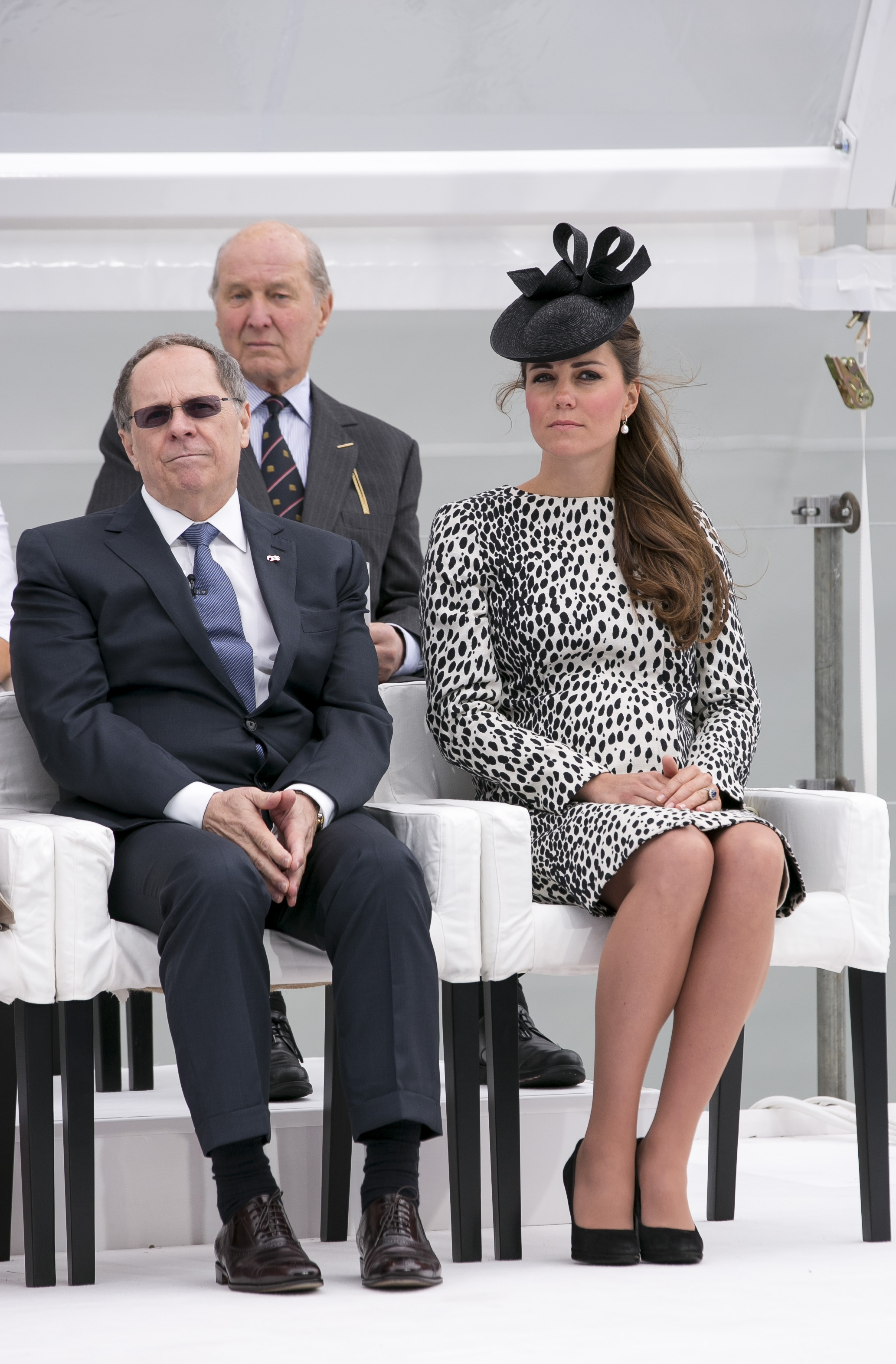 [Gallery] Photos from the Royal Princess naming ceremony