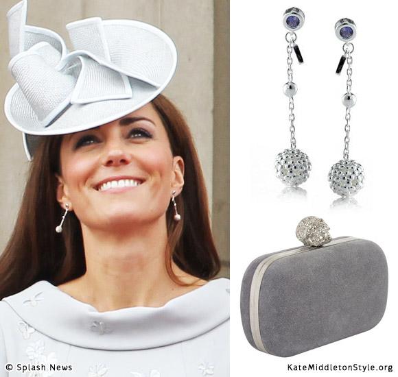 kate accessories trooping